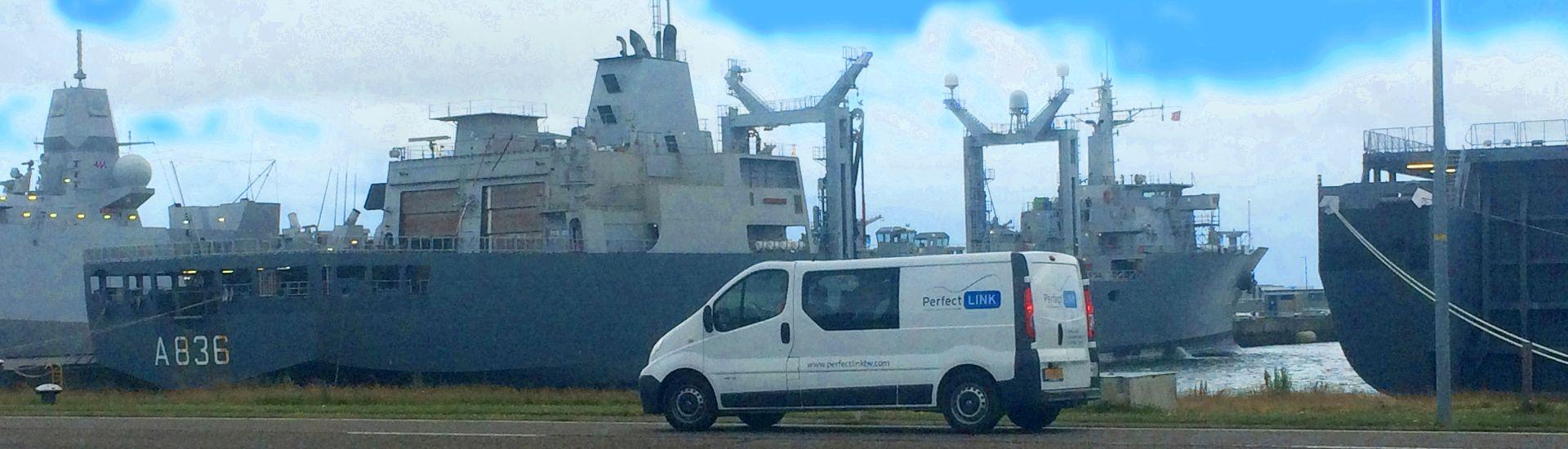 Ook voor de maritieme sector is Perfectlink de juiste partner